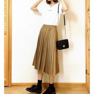 niko and... - 【ショコラフィネローブ】プリーツスカート