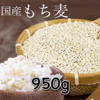 国産 もち麦 950g