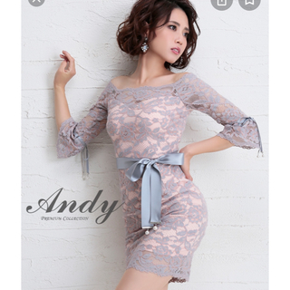 Andy - Andy 新品 ドレス
