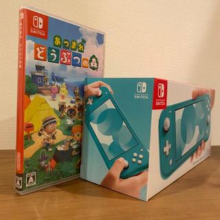 任天堂 - Nintendo Switch スイッチライト&どうぶつの森セット