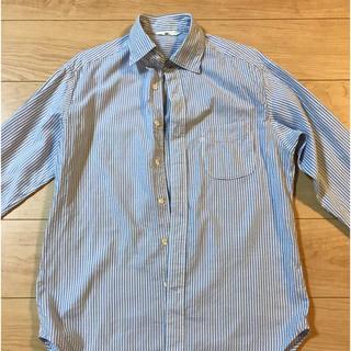 フォーティファイブアール(45R)の45rpmストライプシャツ(シャツ)