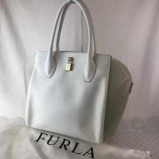 Furla - ❤️決算セール❤️フルラ バッグ トートバッグ レザー ラバー レディース