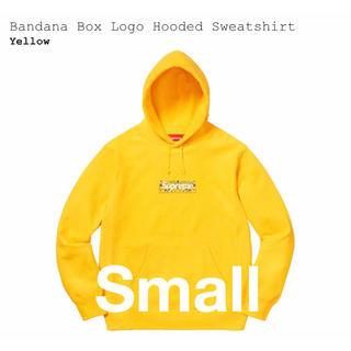 Supreme - 【S】19AW Supreme Bandana Box Logo Hooded