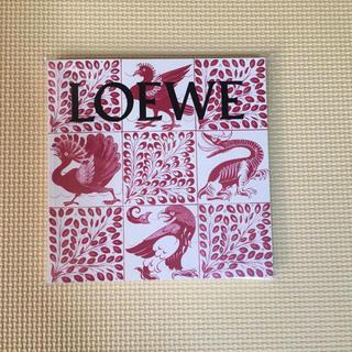 ロエベ(LOEWE)のLOEWEのノートとシール(ノート/メモ帳/ふせん)