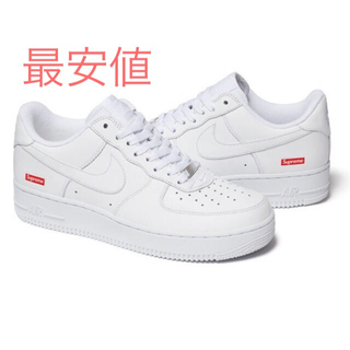 Supreme - 【27】Supreme Nike Air Force 1