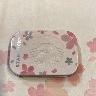 スターバックスコーヒー(Starbucks Coffee)のスターバックス アフターコーヒーミント(さくら)2020 1点(小物入れ)