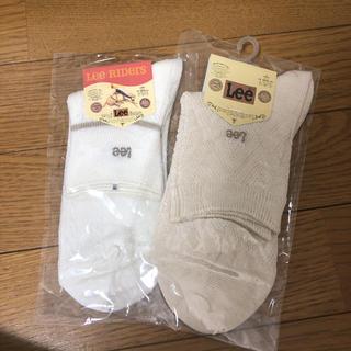 リー(Lee)のLee 靴下 22〜24㎝(ソックス)