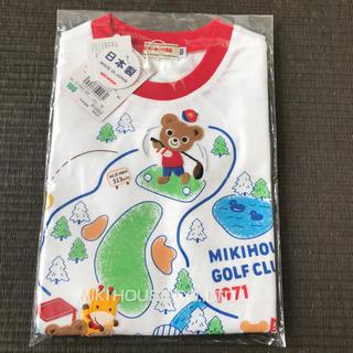 mikihouse - MIKI HOUSE  半袖シャツ 100