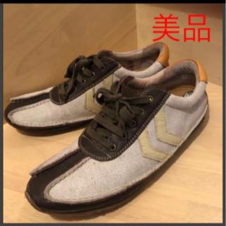 ヒュンメル(hummel)のヒュンメル スニーカー 靴 27センチ(スニーカー)