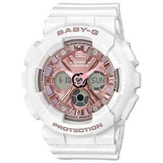 Baby-G - CASIO Baby-G   ローズ ゴールド レディース腕時計