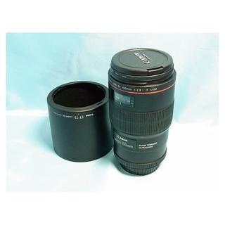 Canon - Canon EF 100mm F2.8L MACRO IS USM [送料込み]
