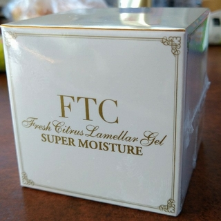 エフティーシー(FTC)のFTCラメラゲル美容クリーム 50㌘(フェイスクリーム)