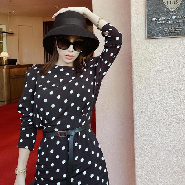 eimy istoire(エイミーイストワール)のeimyistoire ウールカサブランカハット ブラック レディースの帽子(ハット)の商品写真