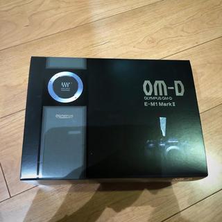 オリンパス(OLYMPUS)のオリンパス e-m1 mark2 新品未使用品(デジタル一眼)
