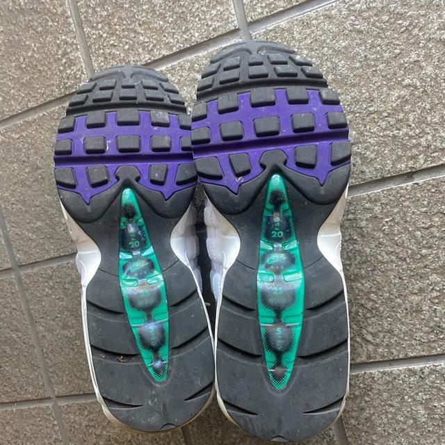 NIKE(ナイキ)のナイキエアマックス95 メンズの靴/シューズ(スニーカー)の商品写真