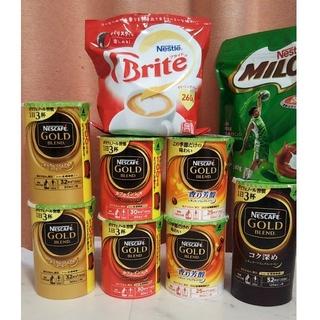 Nestle - ネスレ ネスカフェ ゴールドブレンド 香り芳醇 コク深め  コーヒー バリスタ