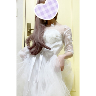 エティカ(Ettika)の⋈白色ドレス⋈(ミニドレス)