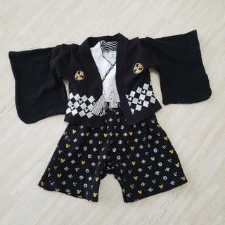 ディズニー(Disney)の袴ロンパース 70(和服/着物)