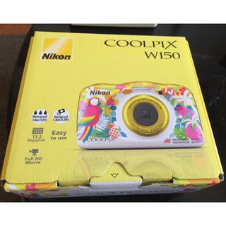 新品未開封 ニコン クールピクス W150 リゾート デジタルカメラ