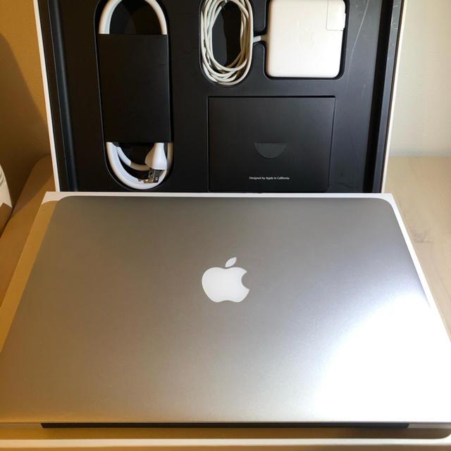 Mac (Apple)(マック)のMacBook pro Retina ディスプレイ13インチ MF839J/A スマホ/家電/カメラのPC/タブレット(ノートPC)の商品写真