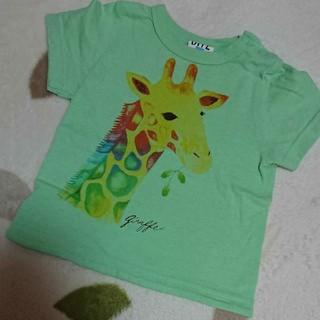 Bit'z - bit'z キリンさんTシャツ 80㎝