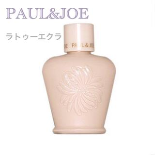 PAUL & JOE - 新品 PAUL&JOE ラトゥーエクラファンデーションプライマー ミニ
