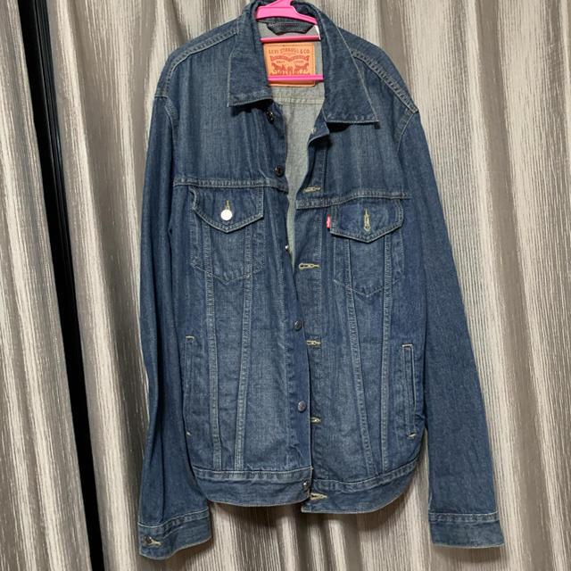 Levi's(リーバイス)のリーバイス デニムジャケット レディースのジャケット/アウター(Gジャン/デニムジャケット)の商品写真