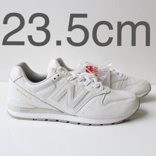 New Balance - 新品 ニューバランス CM996 LTW ホワイト 23.5cm
