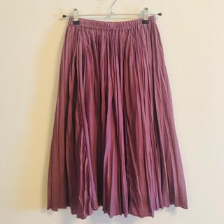 URBAN RESEARCH ROSSO - ロングスカート*プリーツスカート*チュールスカート