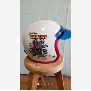 トイズマッコイ(TOYS McCOY)のBuco 限定デザイン ヘルメット(ヘルメット/シールド)