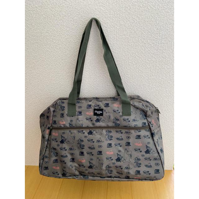 ムーミン ボストンバッグ 付録 satto様専用 レディースのバッグ(ボストンバッグ)の商品写真
