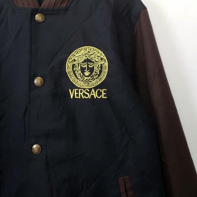 VERSACE(ヴェルサーチ)のヴェルサーチ スタジャン メンズのジャケット/アウター(スタジャン)の商品写真