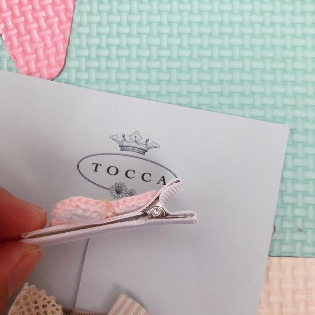 TOCCA(トッカ)のトッカ★ヘアピン キッズ/ベビー/マタニティのこども用ファッション小物(その他)の商品写真