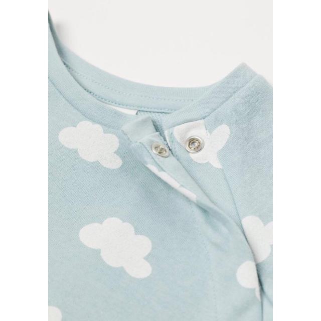H&M(エイチアンドエム)の新作  ❤️ H&M スウェット & ジョーカーパンツ 75 キッズ/ベビー/マタニティのベビー服(~85cm)(トレーナー)の商品写真
