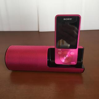 SONY - ソニー デジタルメディアプレーヤー NW-S13K