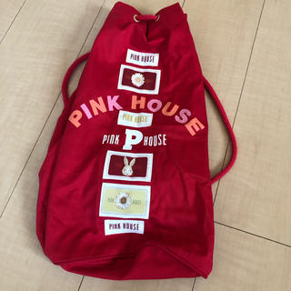 ピンクハウス(PINK HOUSE)のPINK HOUSE ナップサック リュック (リュック/バックパック)