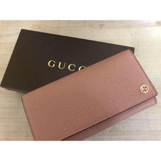 Gucci - Gucci♡長財布