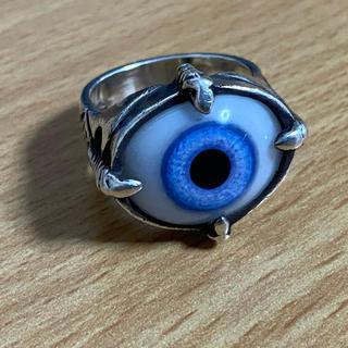 クレイジーピッグ(CRAZY PIG)のクレイジーピッグ 義眼リング(リング(指輪))