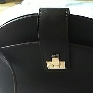 IENA SLOBE - AFFRANCHIE ショルダーバッグ ブラック
