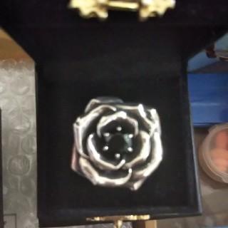 ジャスティンデイビス(Justin Davis)のジャスティンデイビスINNERBEAUTY薔薇リング12号(リング(指輪))