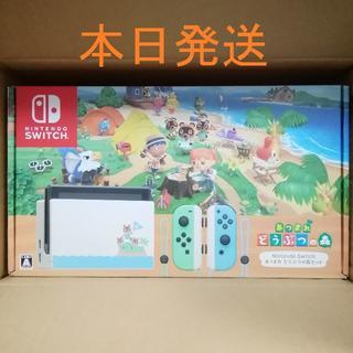 Nintendo Switch - 任天堂スイッチ あつまれ どうぶつの森セット
