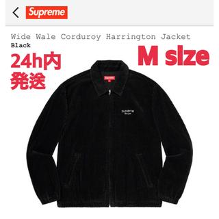 Supreme - Supreme Wide Wale Corduroy Jacket 黒 Mサイズ