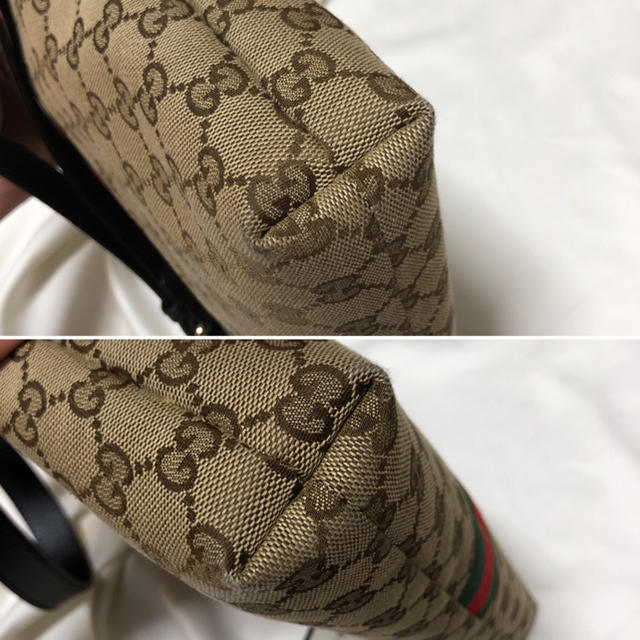 Gucci(グッチ)のポーチ様専用 GUCCI グッチ ショルダーバッグ ミケーレ 確実正規品 メンズのバッグ(ショルダーバッグ)の商品写真