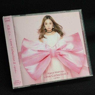 Love Collection 2~pink~ 通常盤