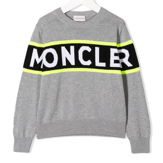 MONCLER - 新品★ 大人もoK!モンクレール ニット12Aサイズ