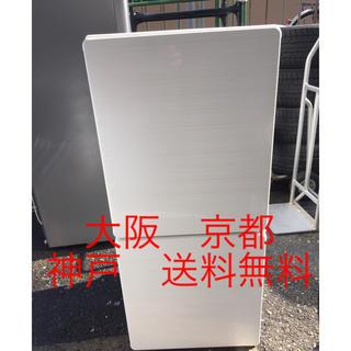 ユーイング ノンフロン冷凍冷蔵庫  UR-F110F    2013年製 (冷蔵庫)