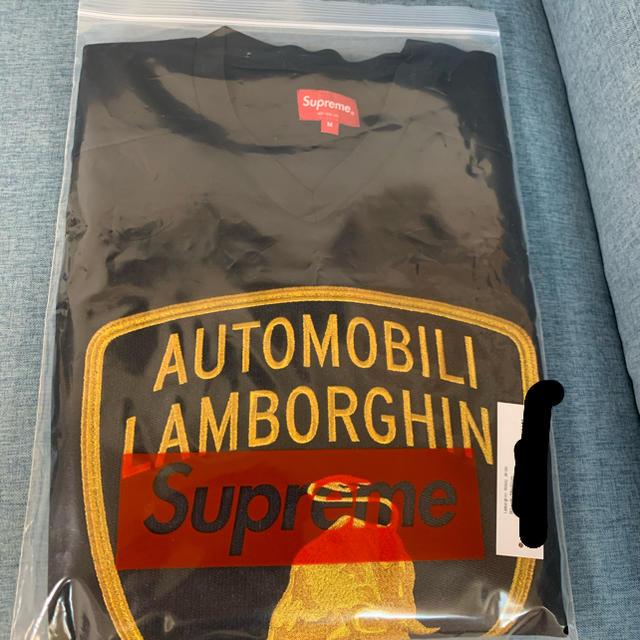 Supreme(シュプリーム)のSupreme Lamborghini Hockey Jersey メンズのトップス(ジャージ)の商品写真