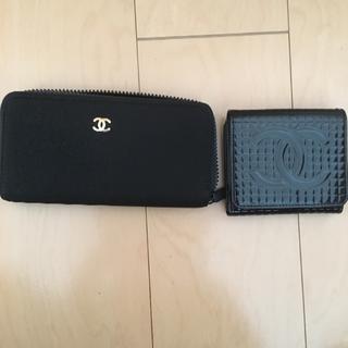 CHANEL財布