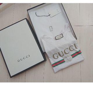 Gucci - 名古屋三越購入確実正規大人気GUCCITシャツ