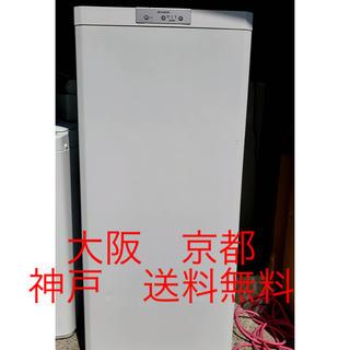 ミツビシ(三菱)の三菱ノンフロン冷凍庫 MF-U12N-W1形  2011年製  121ℓ(その他)